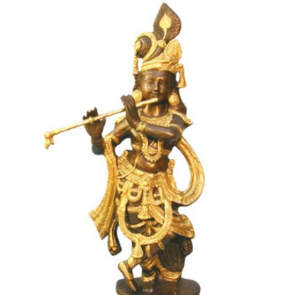 Krishna, stehend, 65cm