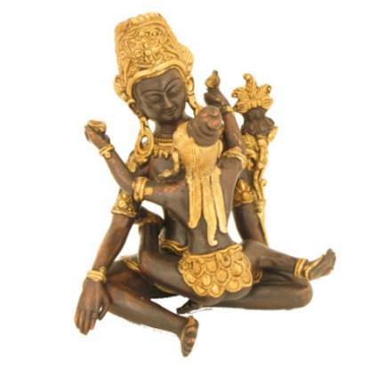 Tantra Buddha-Shakti 20cm2