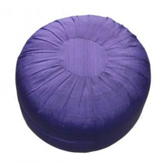 Meditationskissen Orient 35x20cm lila