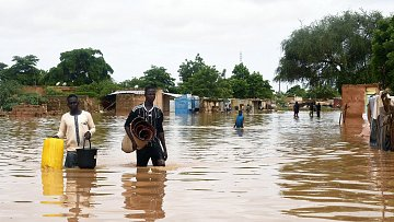 Climate Change Devastates the Sahel