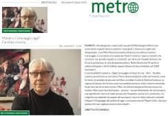 www.metronews.it Mercoledì 15 04 2015