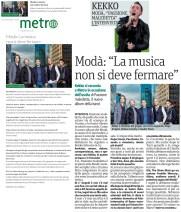 www.metronews.it Lunedì 23 11 2015 - Metro Martedì 24 11 2015