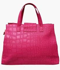 Finally Oriflame Pink Fashion Glamour Bag Review 1