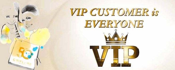 VIP Order Oriflame Details | Oriflame VIP Order