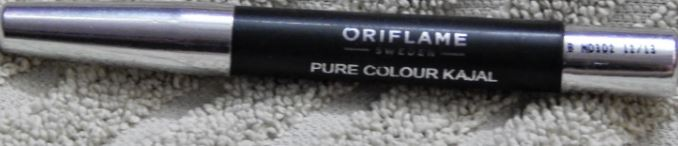 Oriflame pure kajal review product