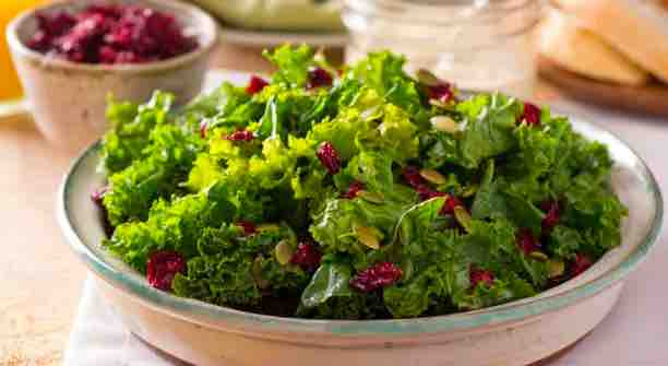 Is Kale Good For you - Kale salad
