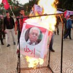 Palestinski komunisti protiv predsednika