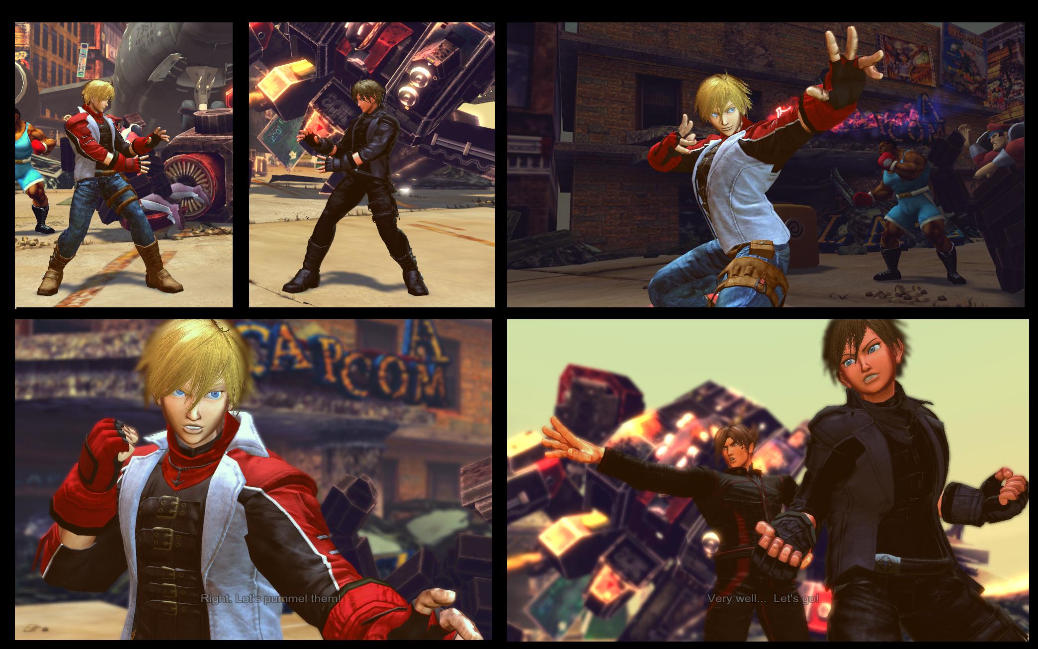 Sf X Tekken Asuka As Leo Kliesen By Monkeygigabuster On