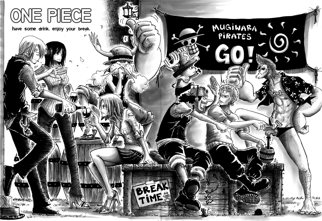 omg one piece fanart finallye1n on deviantart