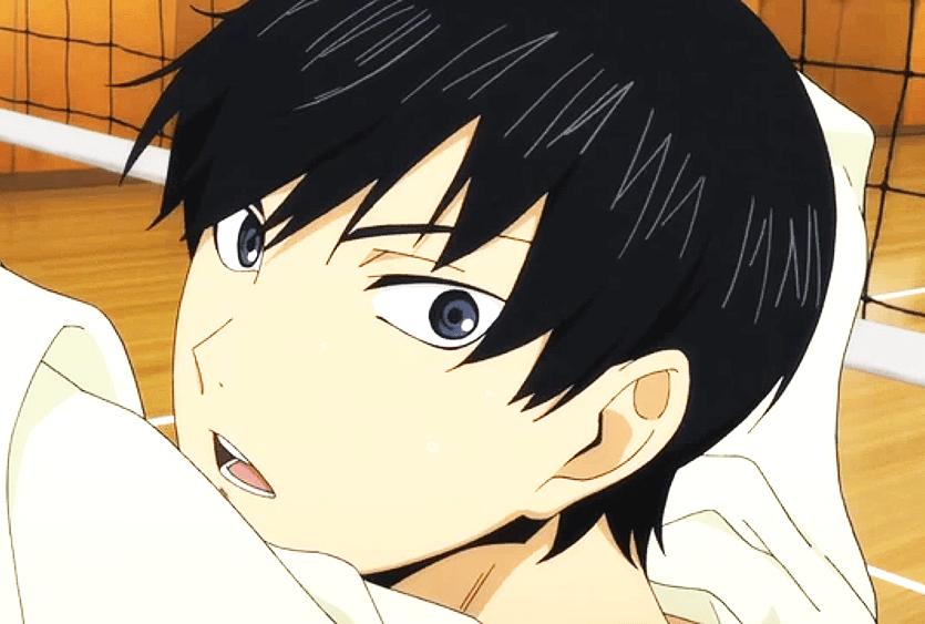 Anime Crush: Tobio Kageyama – Mel's Universe
