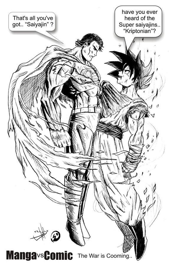 """Képtalálat a következőre: """"comic vs manga"""""""