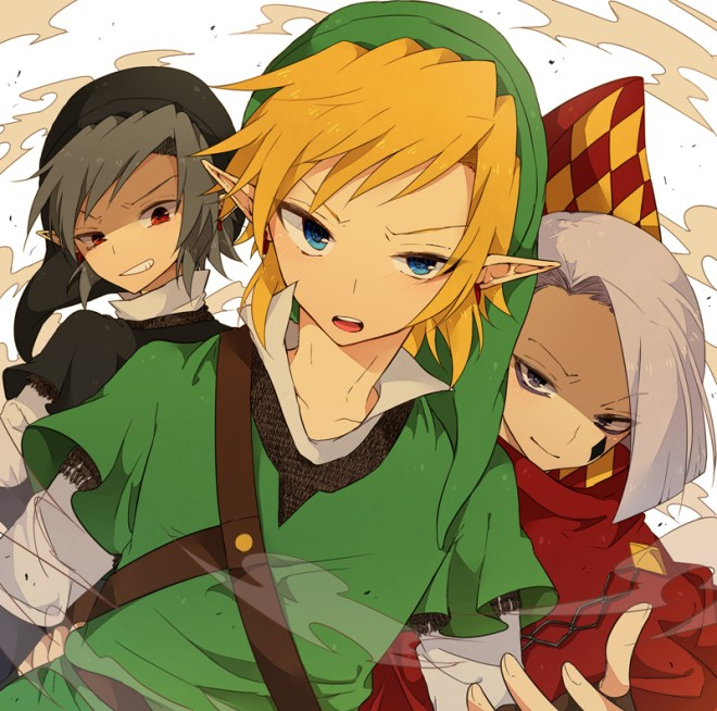 link x reader: caring for the hero of time by