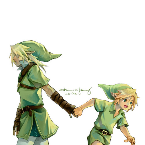 linkxreader - our past, my future. by kandy0513 on deviantart