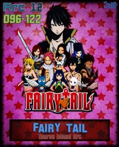 Fairy Tail Arc 12 - Tenrou Island Arc AnimeIcon by Zule21 ...