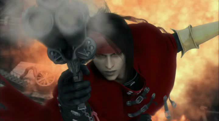 Vincent Valentine XReader Chapter 3 By MinniBellSnow On