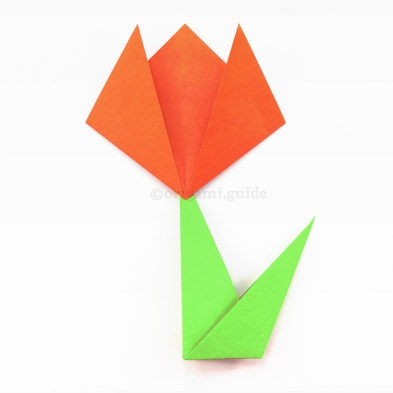 Origami guide best instructions on how to make origami learn how to fold a super easy origami flower on a stem these simple origami flowers only take minutes to make they are great to fold with kids mightylinksfo