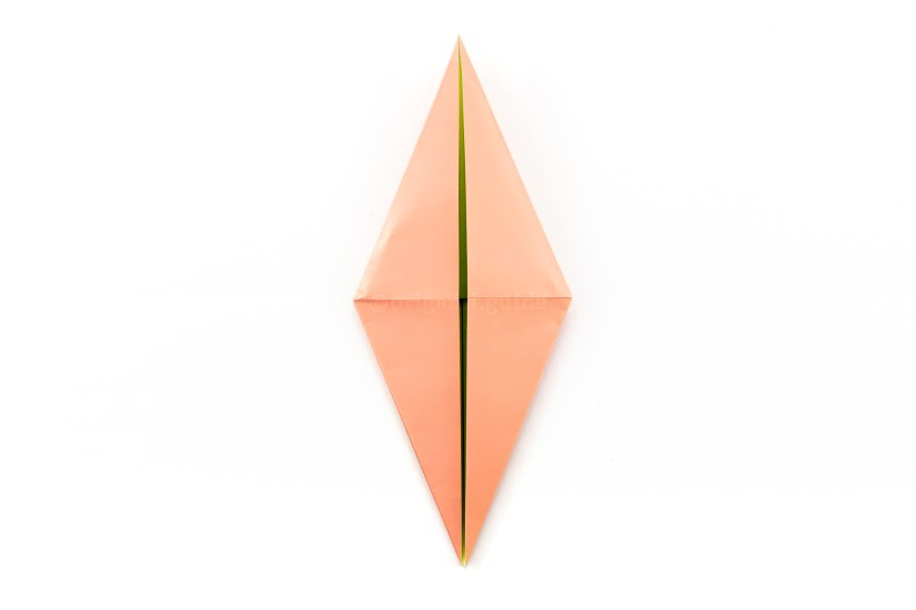 How To Make An Origami Bird Base