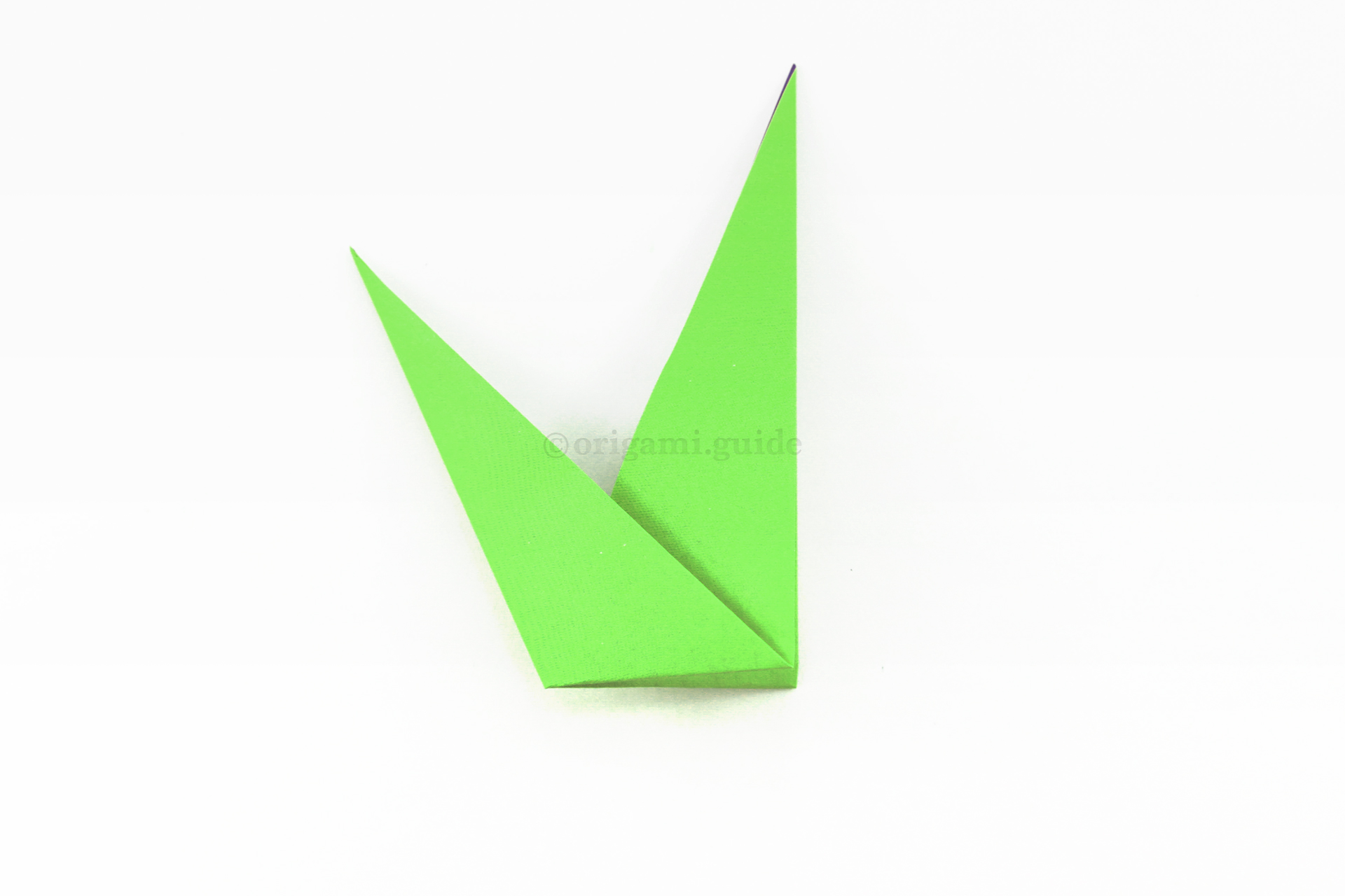 Origami Flower - Lily - YouTube   1280x1920