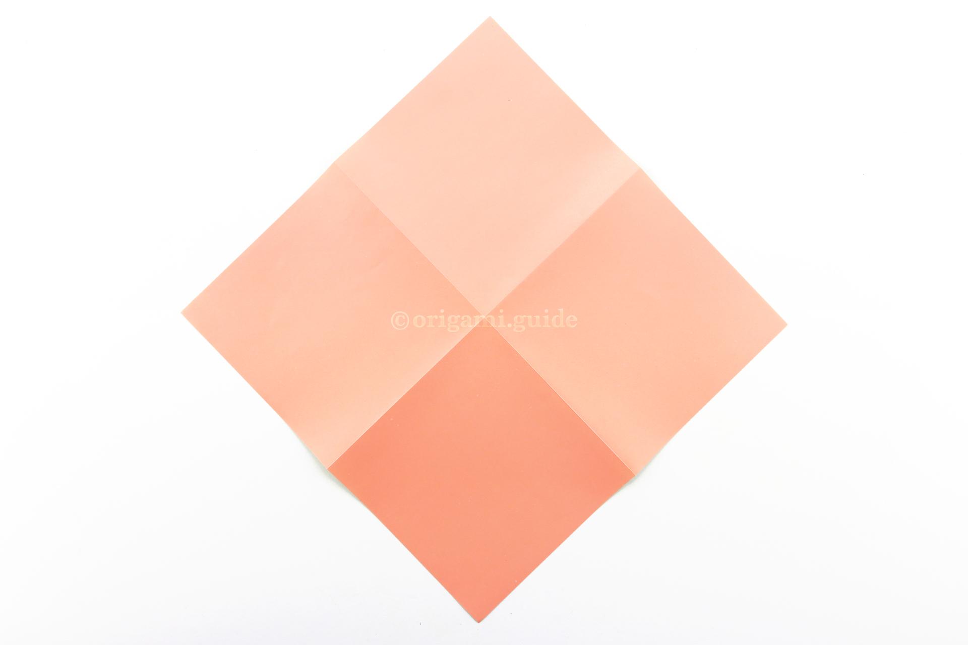 Origami Waterbomb Base Fold - YouTube | 1280x1920