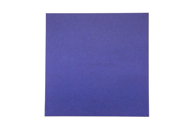 2. This is the back of the paper, this colour will be on the inside of the box.