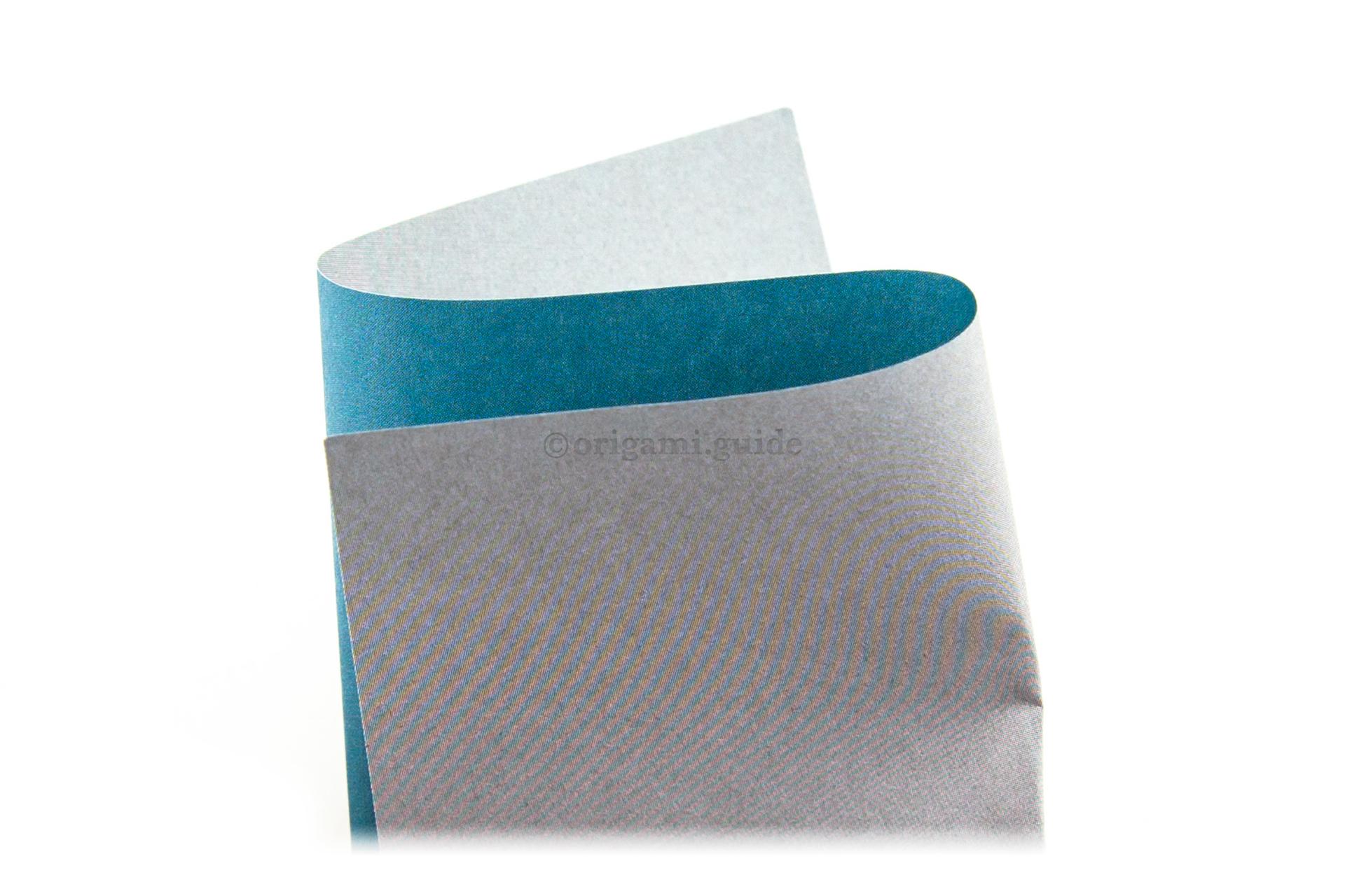 Origami Box (Traditional / Box Divider - Paolo Bascetta) - YouTube | 1280x1920