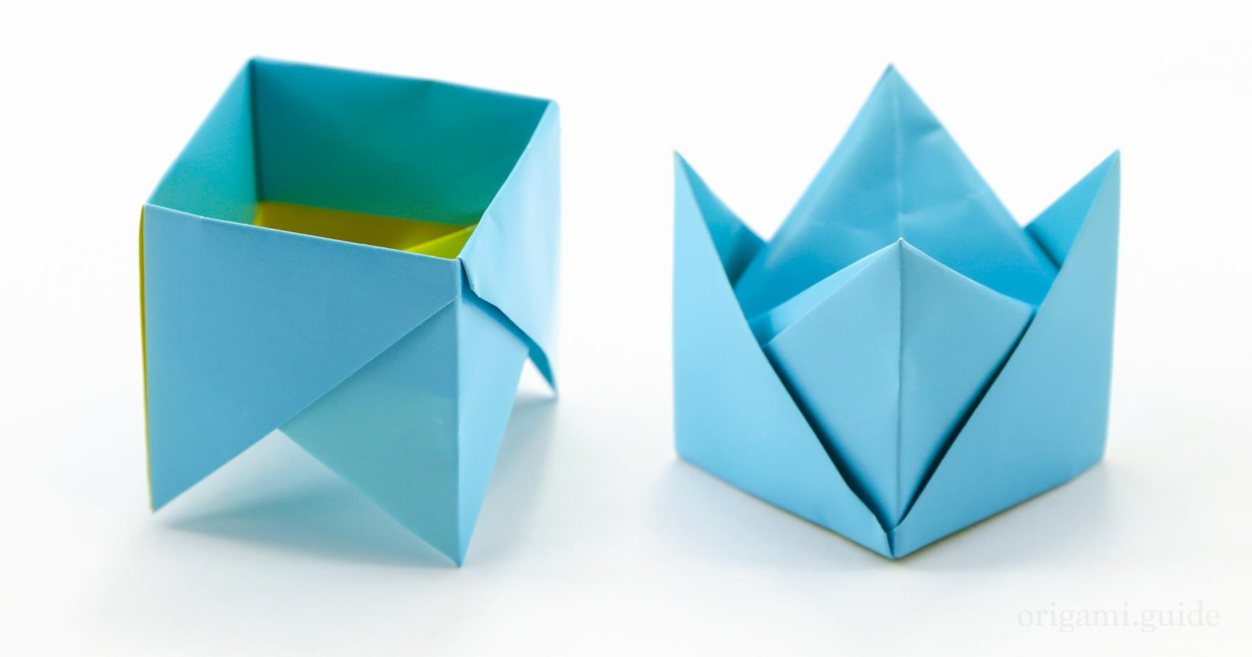 Advanced Origami | 945x1800