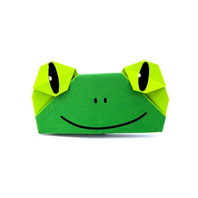 Origami Frogs Origami Guide
