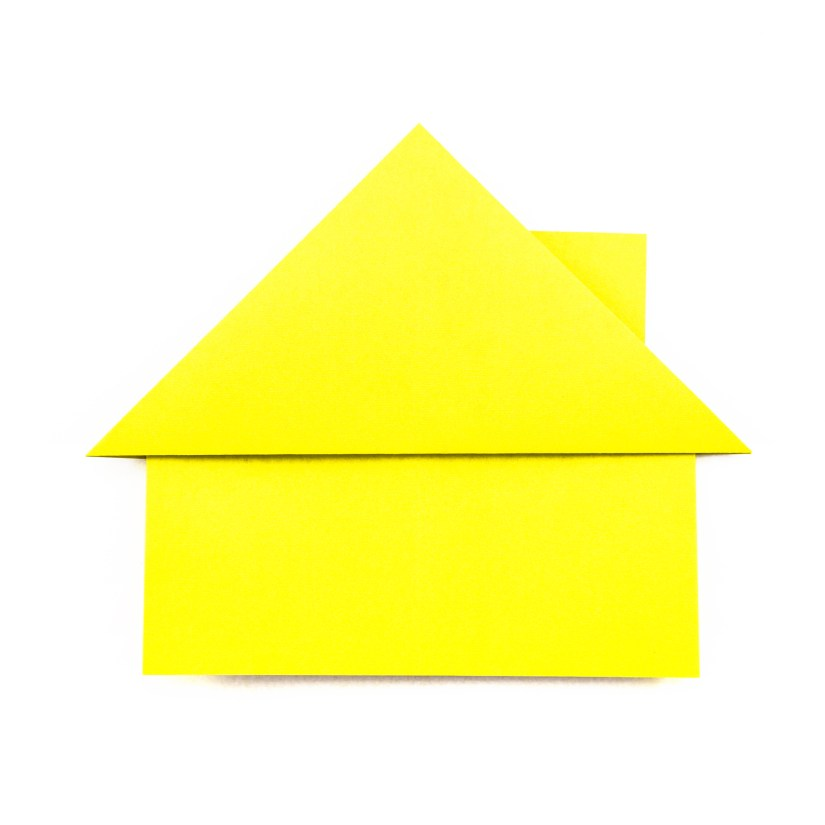 How To Make An Origami House