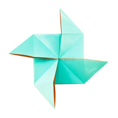How To Make An Origami Fish Base