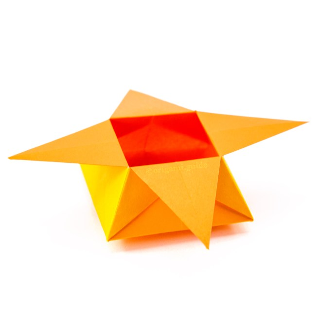 How To Make Holiday Origami Origami Guide