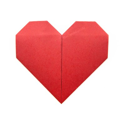 Origami Hearts