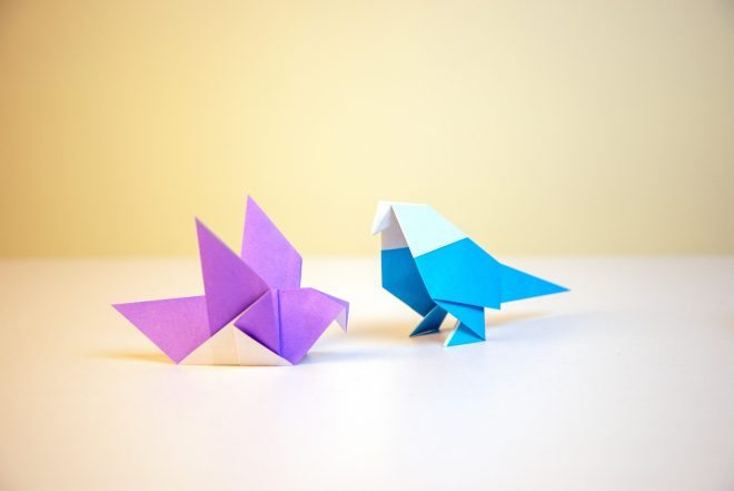 Copyright Free Origami Stock Photos