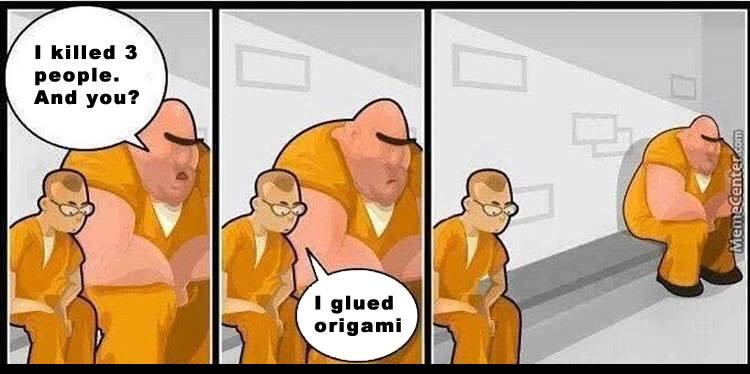 Pure Origami & Pureland Origami