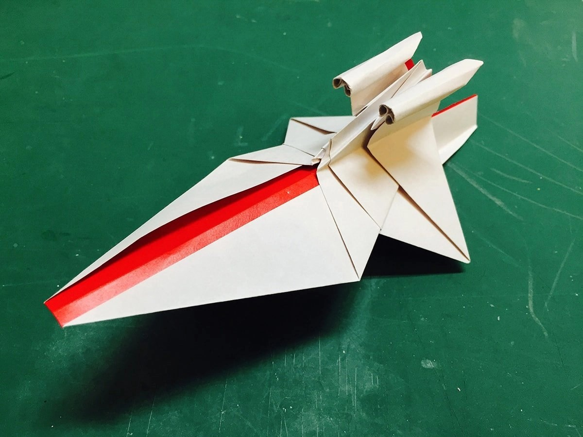 Star Wars Origami Episode I, Vehicles and Vessels - photo#8