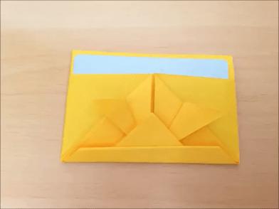 ハート 折り紙:折り紙ピカチュウの折り方-origami1.net