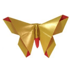 Butterfly, designed by Michael Lafosse