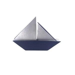 Traditional Sailboat