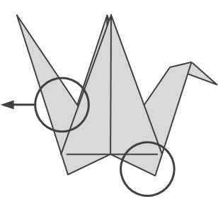 Flapping motion for the Flapping Bird