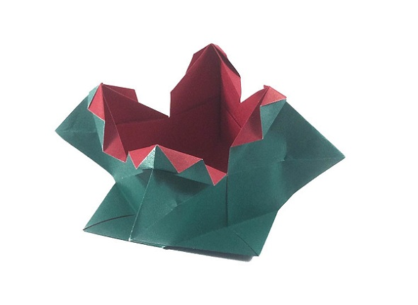 Traditional Fancy Origami Box Origami Expressions