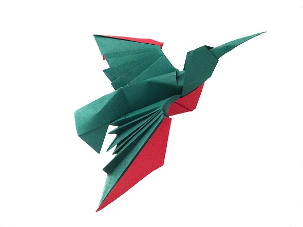 Jesse Barrs Hummingbird Design