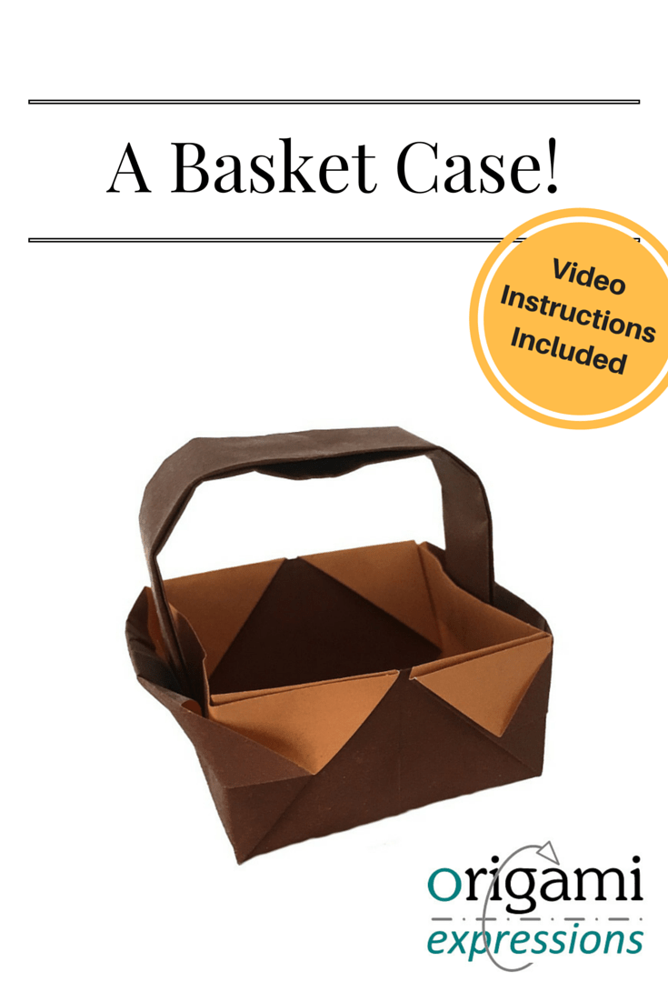 A review of the traditional Origami Basket model, with an instructional video showing how to fold it.