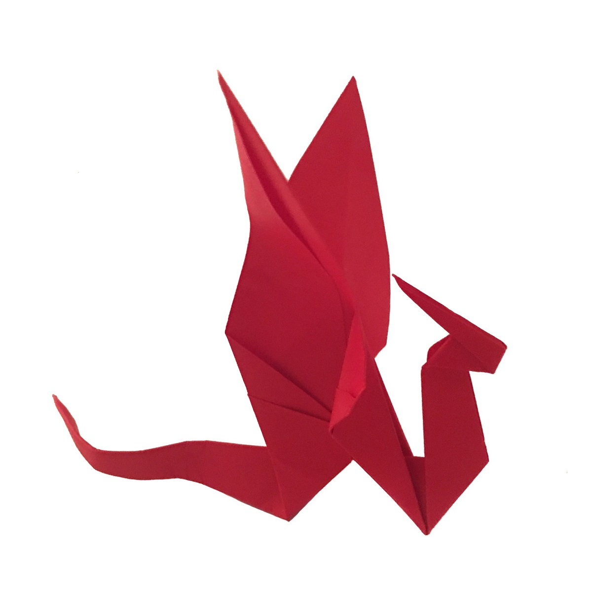 A Traditional Origami Dragon Origami Expressions