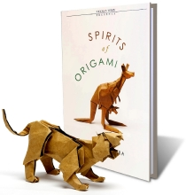 "Spirits of Origami by Gen Hagiawa ""origamiexpressions.com"" - - Suggested Origami Christmas Presents 2016"