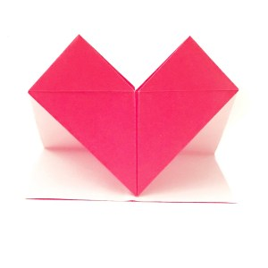 Home is where the origami heart is