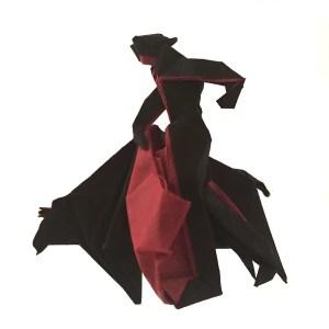 """Origami Matador """"Llopios Moment of Truth"""" - www.origamiexpressions.com"""