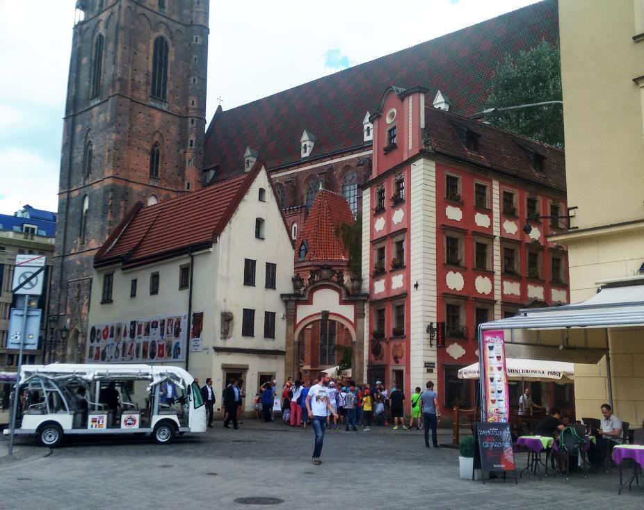 Jednodniowa wycieczka do Wrocławia