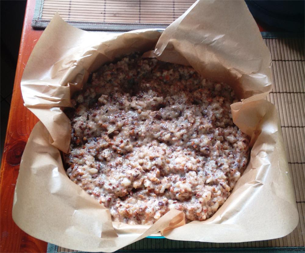 Przepis na ciasto ryżowe bez mąki