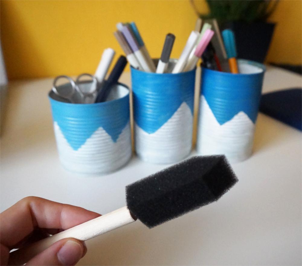 DIY + Inspiracje Organizacja biurka
