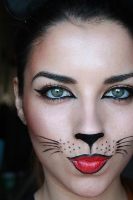 Last minute - Halloween na ostatnią chwilę - proste przebrania i makijaże