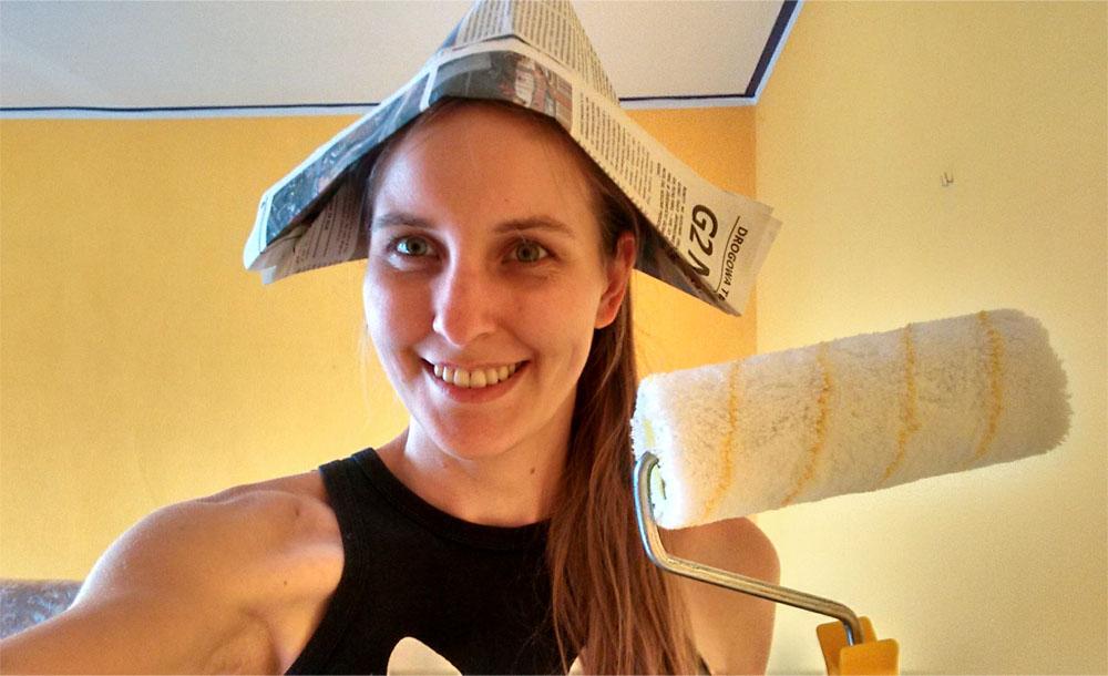 Blabla - podsumowanie lipca - jedzenie, bullet journal i plażowanie
